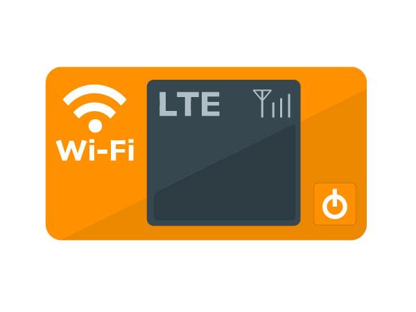 WiMAXのルーター