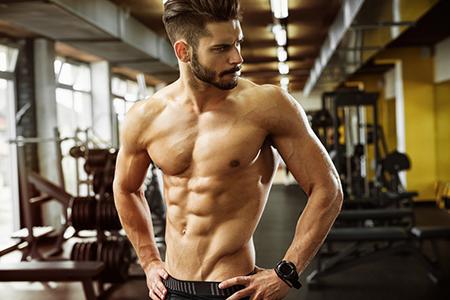 老化による筋肉の衰え
