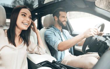運転中に彼の本性が見えて不安…!7つの言動で分かる性格診断を要チェック