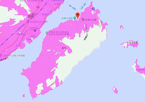 2. 厳島(宮島)