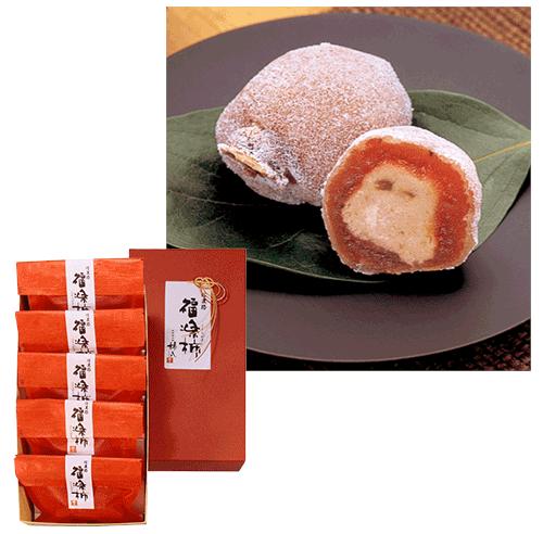 信濃路福楽柿(原産・長野)