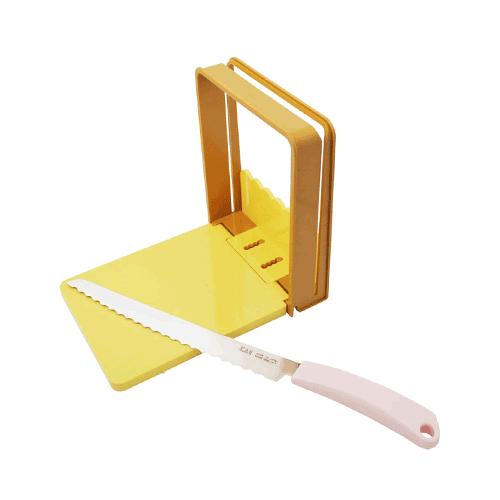 貝印 パン切りナイフ&ガイドセット