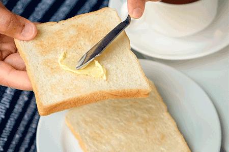パンの断面が美しく仕上がる